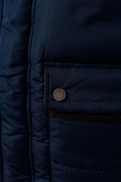 Пуховик мужской, Модель A18-22004, Фото №6