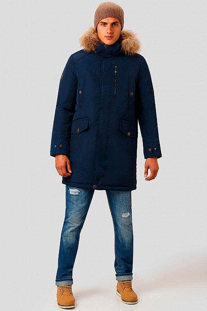 Пальто  мужское, Модель A18-22022, Фото №2