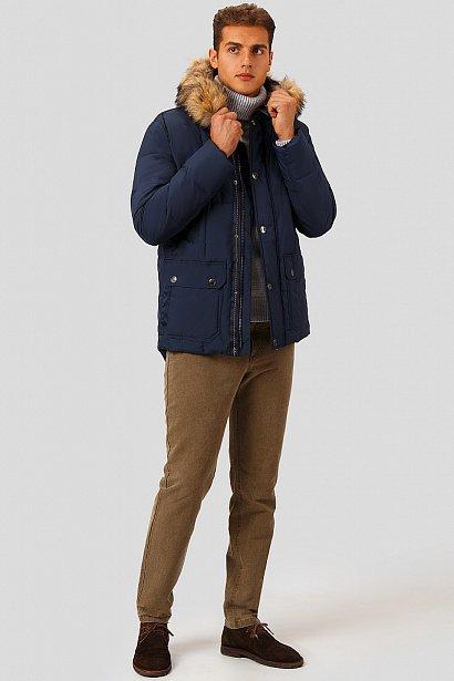 Пальто мужское, Модель A18-42004, Фото №2