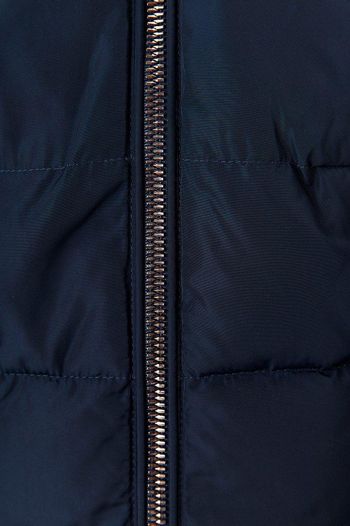 Полупальто женское, Модель A18-11027, Фото №5