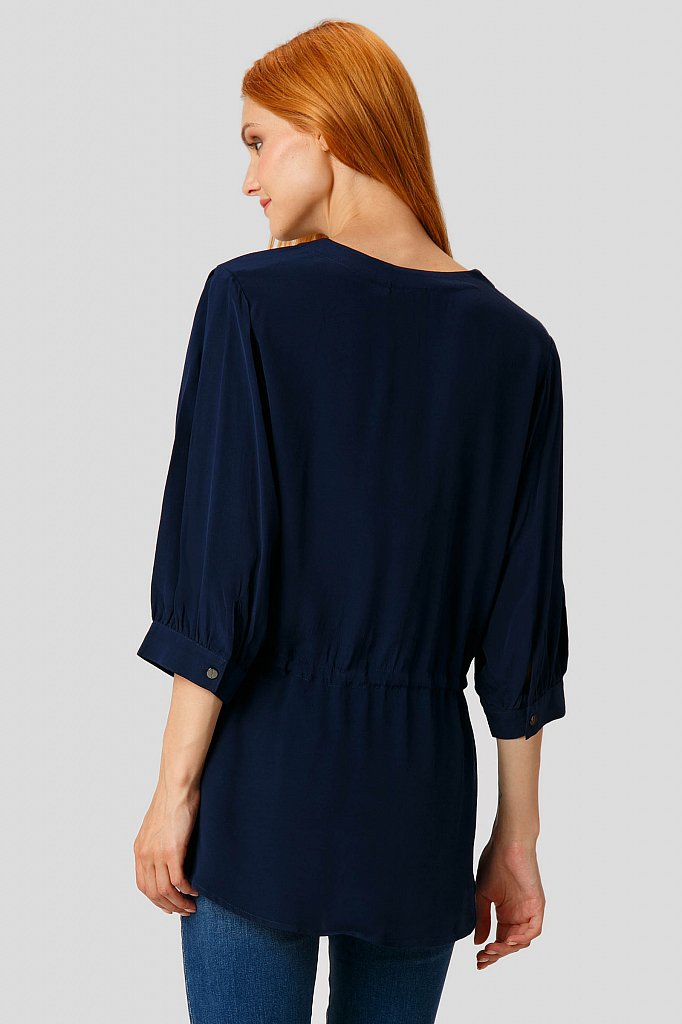 Блузка женская, Модель A18-11065, Фото №4