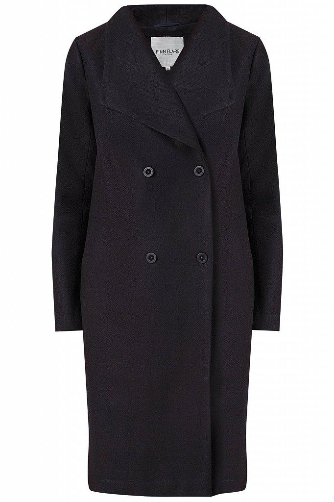 Пальто женское, Модель A18-12005, Фото №6