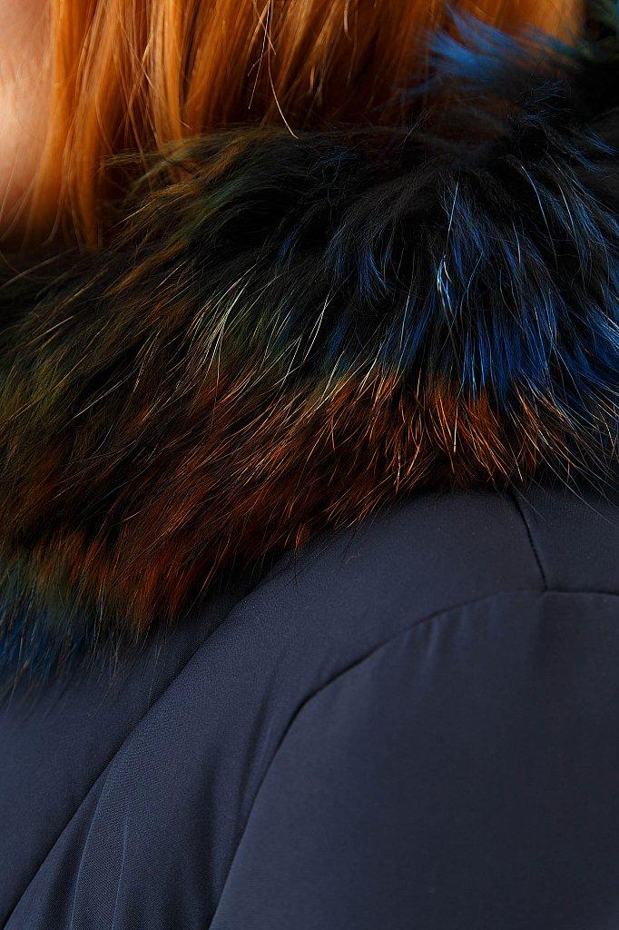 Пуховик женский, Модель A18-12065, Фото №5