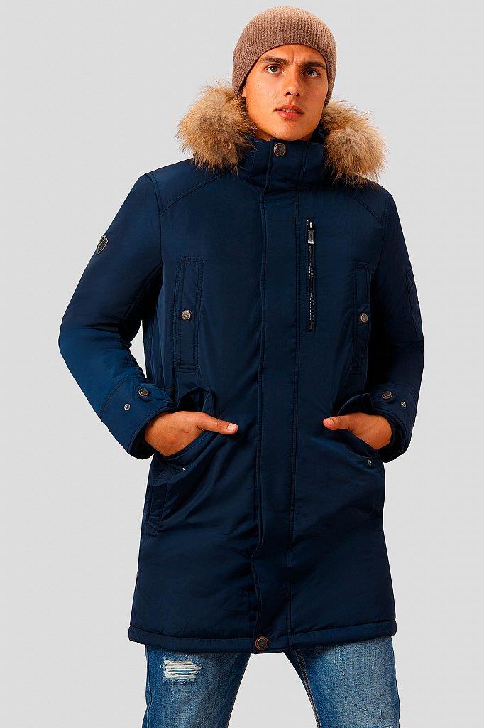 Пальто  мужское, Модель A18-22022, Фото №3