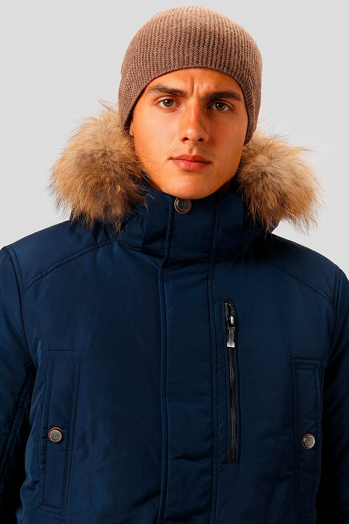 Пальто  мужское, Модель A18-22022, Фото №6