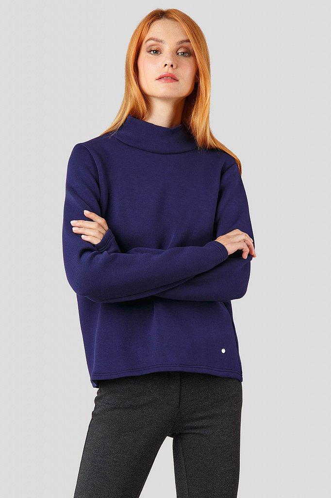 Толстовка женская, Модель A18-32039, Фото №1