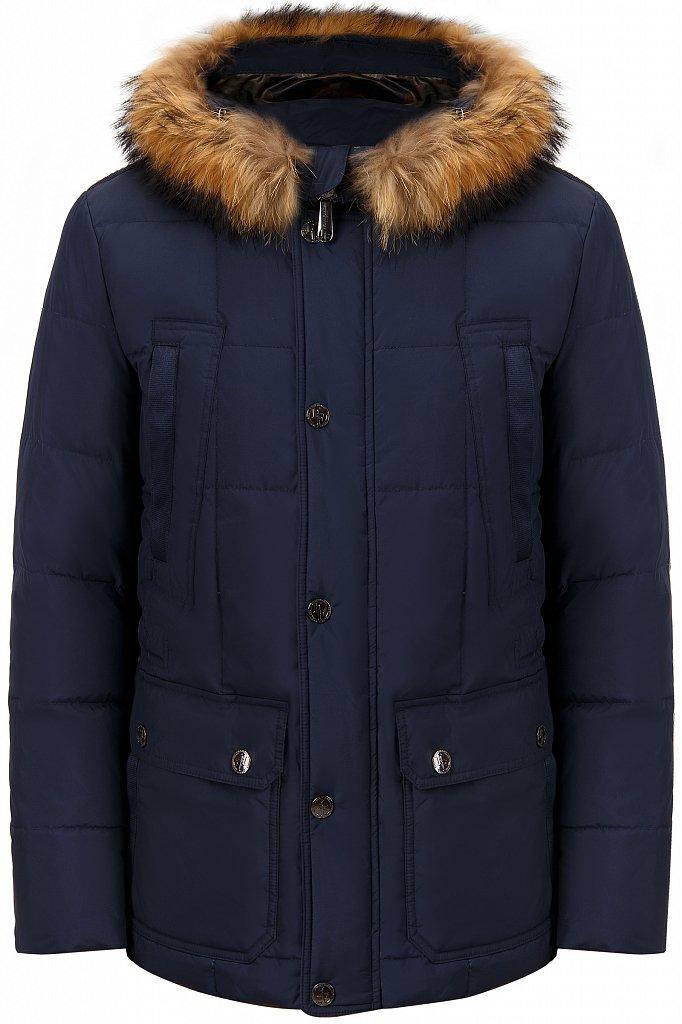 Пальто мужское, Модель A18-42004, Фото №7