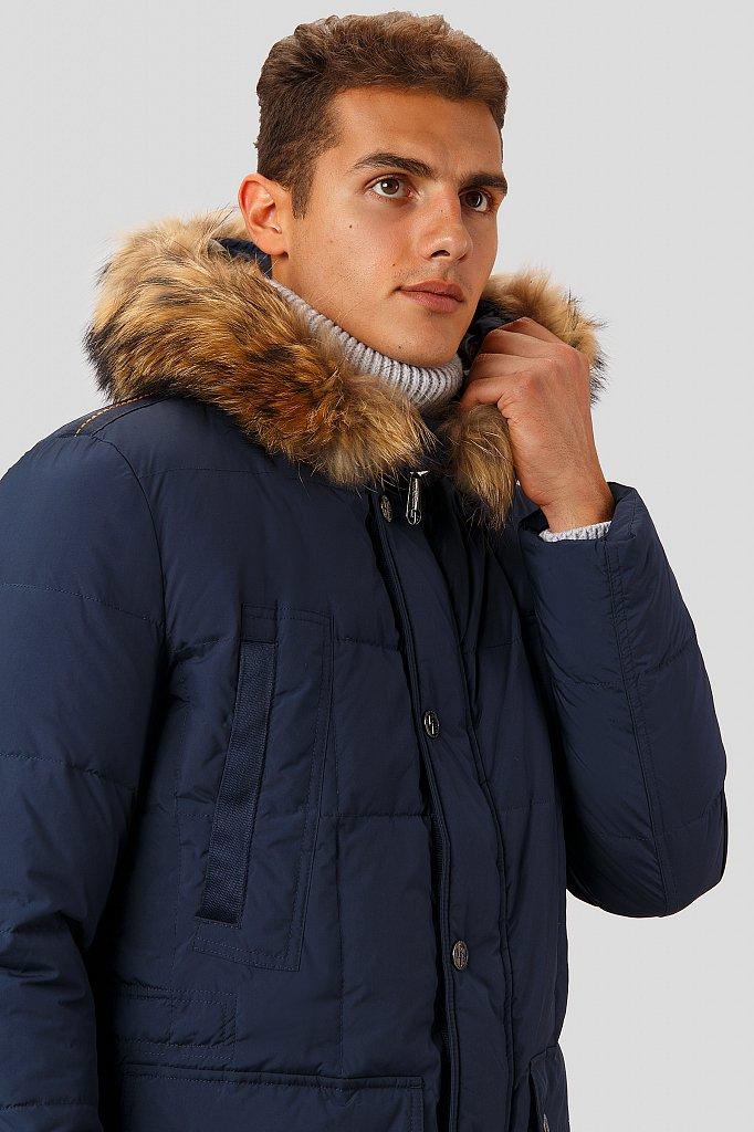 Пальто мужское, Модель A18-42004, Фото №5