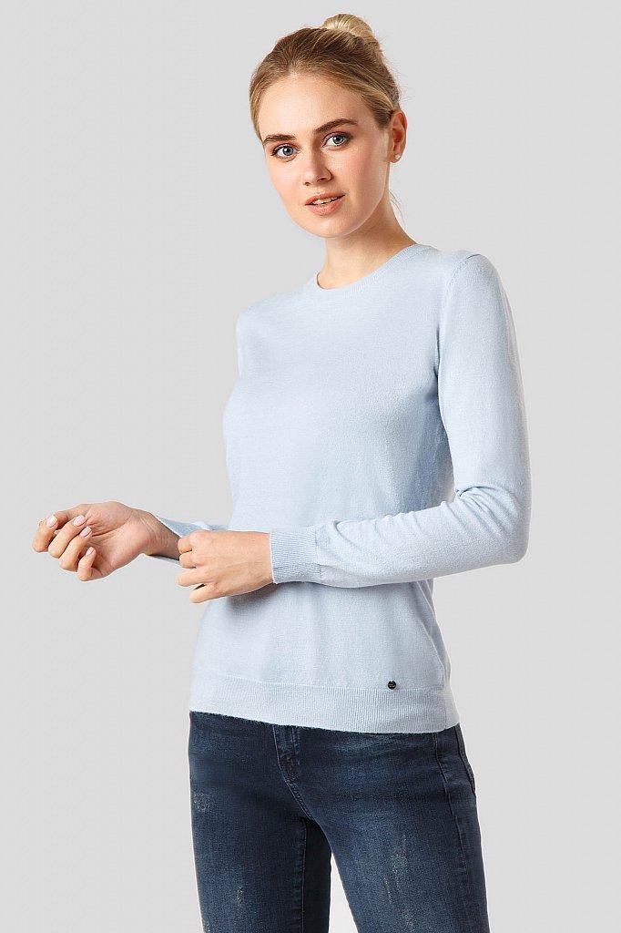 Джемпер женский, Модель A18-11100, Фото №1