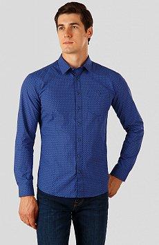Рубашка мужская A18-42018