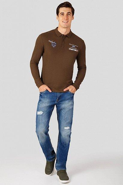 Джинсы мужские, Модель A18-25005, Фото №2