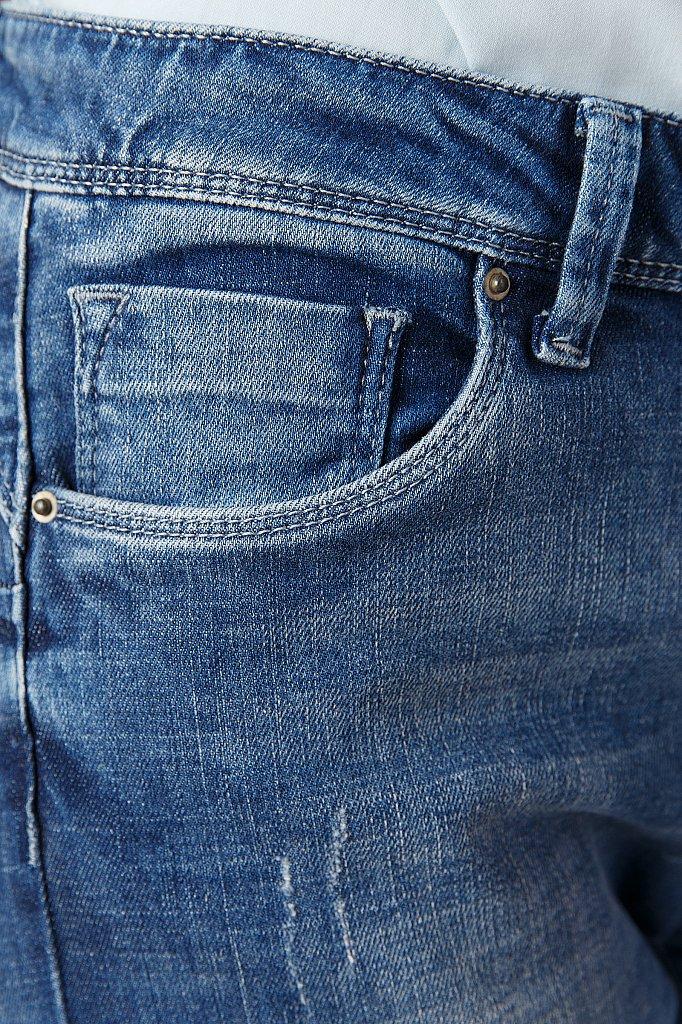 Джинсы женские, Модель A18-15001, Фото №5