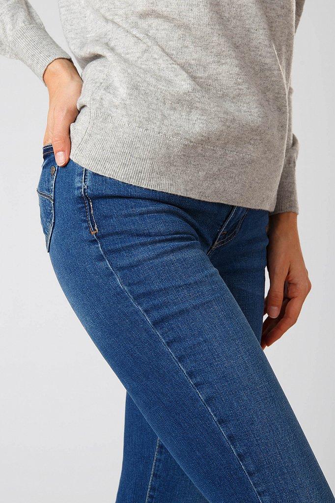 Джинсы женские, Модель A18-15003, Фото №5