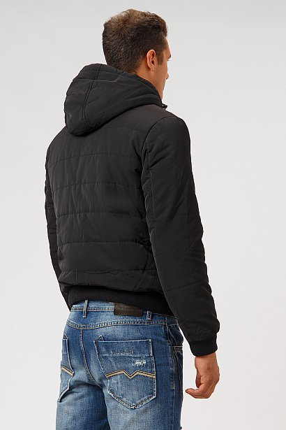 Куртка мужская, Модель A18-21017, Фото №4