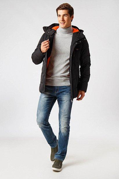 Куртка мужская, Модель A18-42010, Фото №2