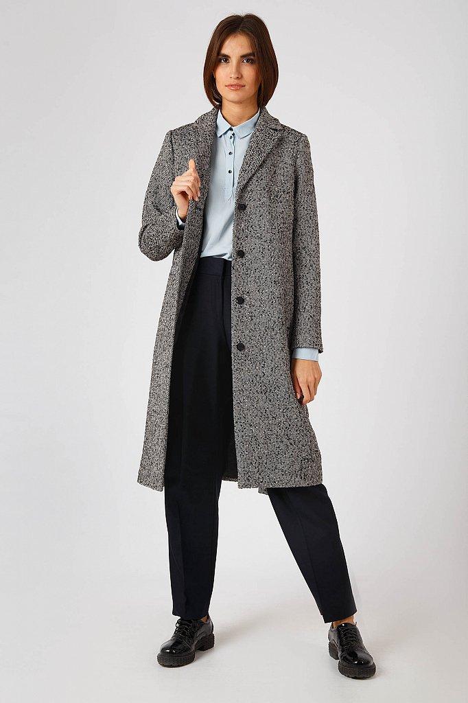Пальто женское, Модель A18-11026, Фото №2