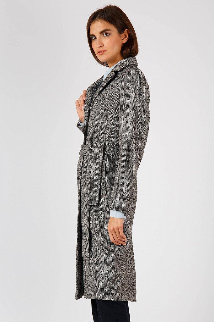 Пальто женское, Модель A18-11026, Фото №3