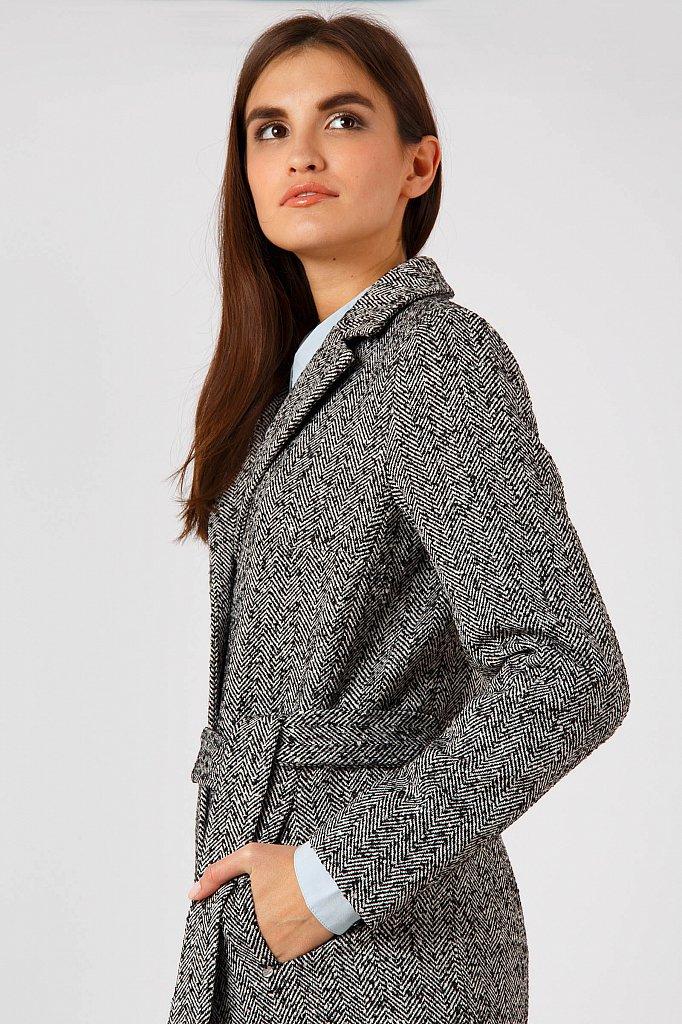 Пальто женское, Модель A18-11026, Фото №4