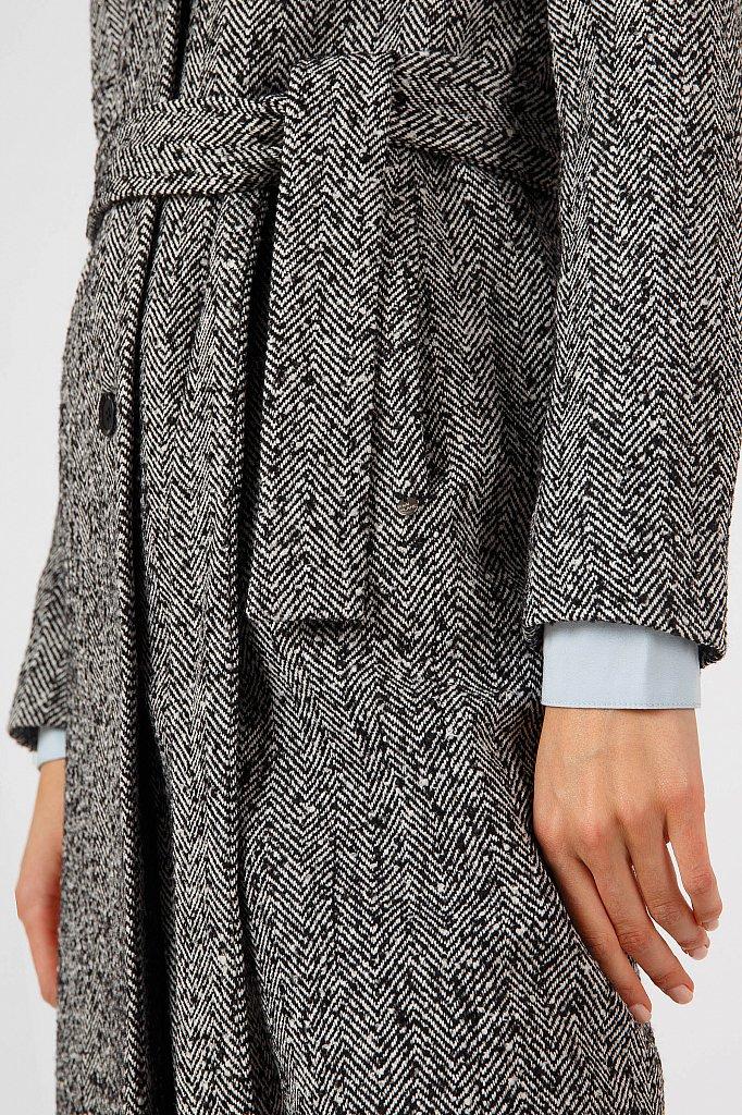 Пальто женское, Модель A18-11026, Фото №5