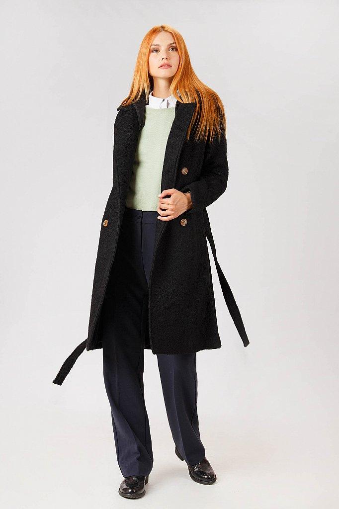 Пальто женское, Модель A18-11076, Фото №2