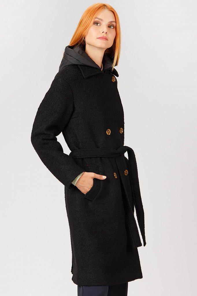 Пальто женское, Модель A18-11076, Фото №4