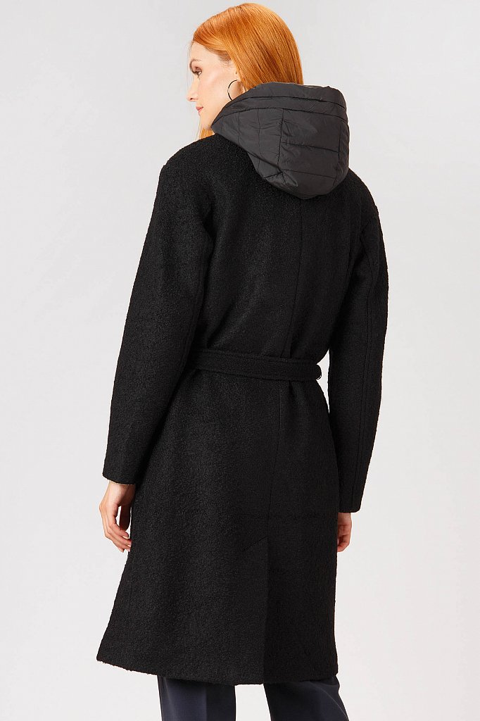 Пальто женское, Модель A18-11076, Фото №5