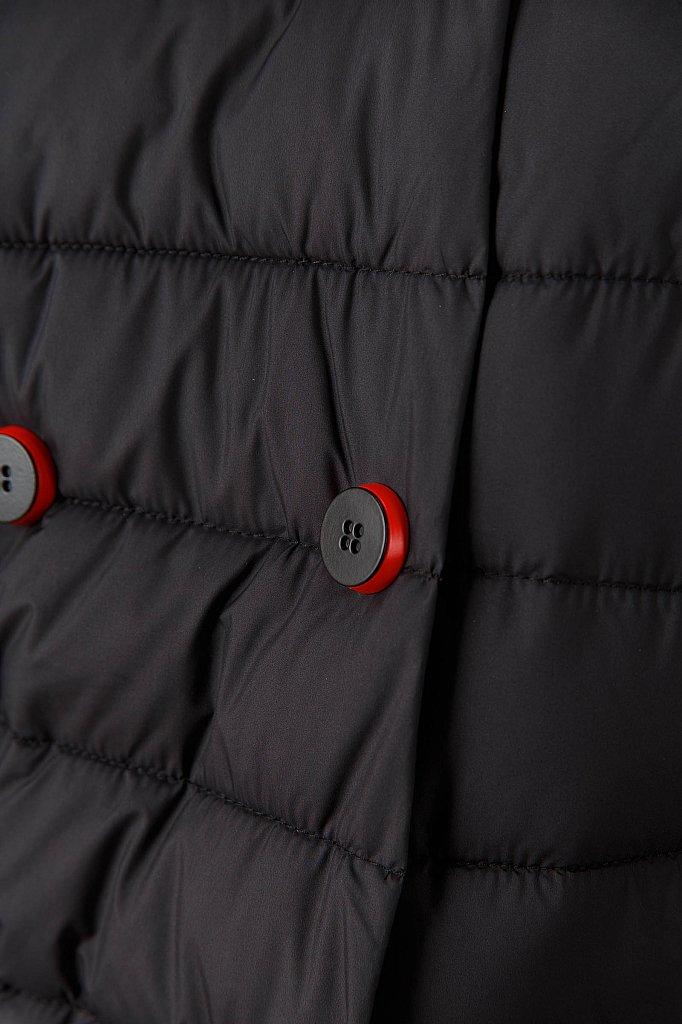 Пальто женское, Модель A18-11082, Фото №6
