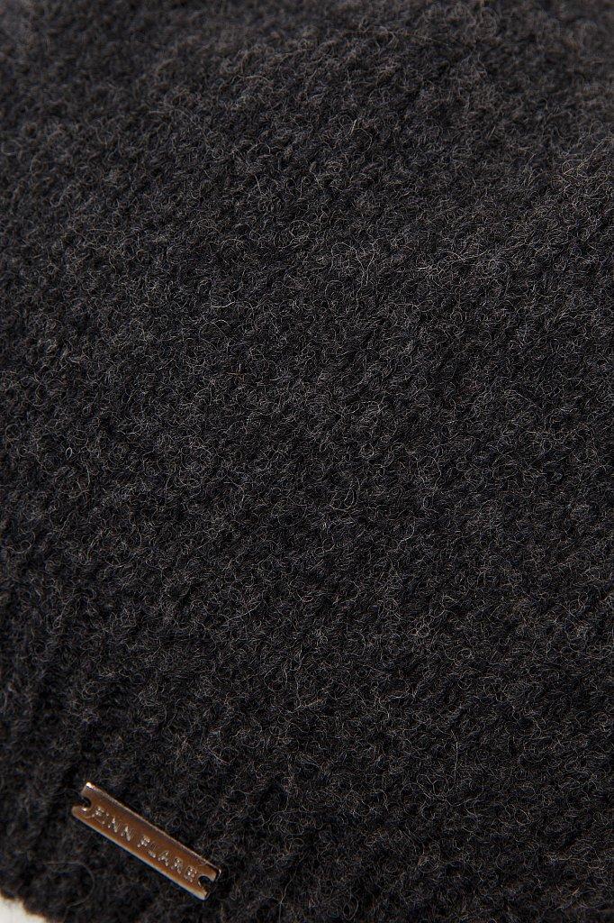 Шапка женская, Модель A18-11152, Фото №4