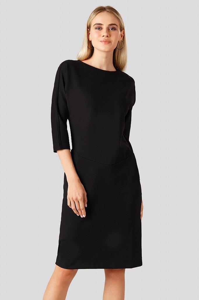 Платье женское, Модель A18-12037, Фото №1