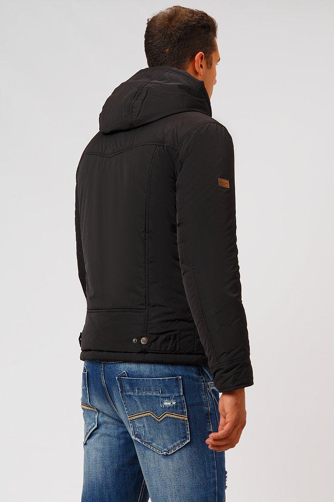 Куртка мужская, Модель A18-22021, Фото №4