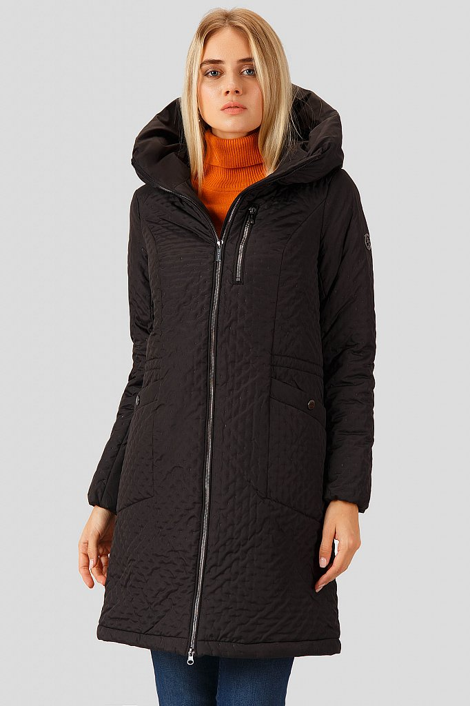 Пальто женское, Модель A18-32010, Фото №1