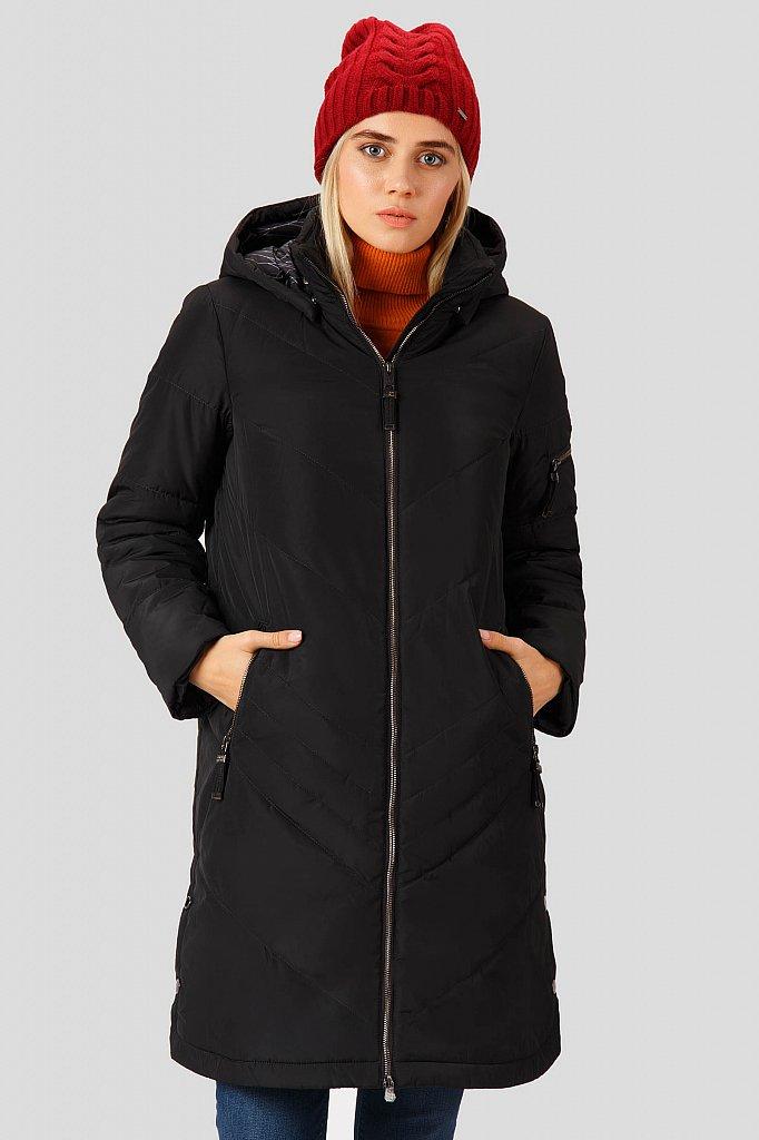 Пальто женское, Модель A18-32014, Фото №1