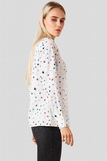 Блузка женская, Модель A18-32054, Фото №3