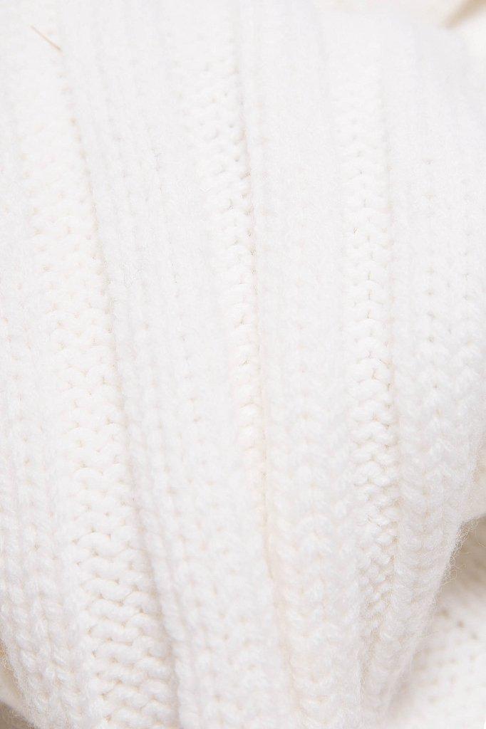 Шарф женский, Модель A18-12133, Фото №3