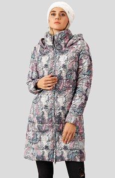 Пальто женское A18-12070