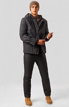 Куртка мужская, Модель A18-21007, Фото №2
