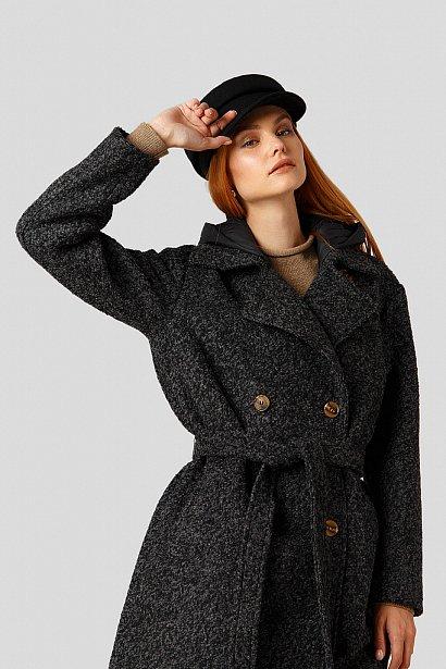 Пальто женское, Модель A18-11076, Фото №6