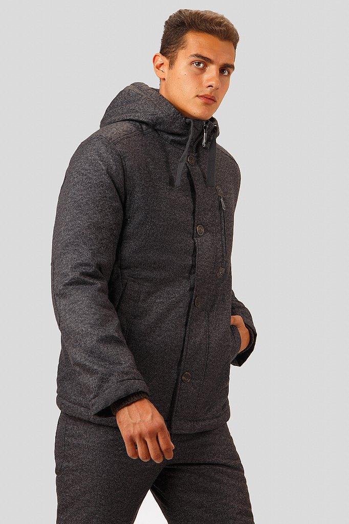 Куртка мужская, Модель A18-21007, Фото №3
