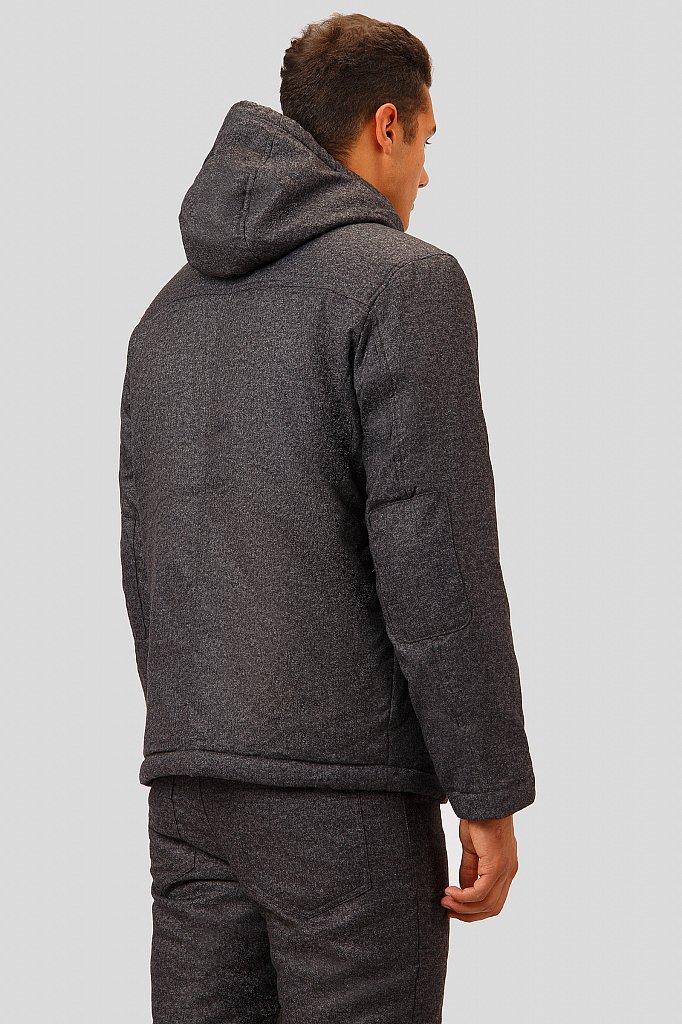 Куртка мужская, Модель A18-21007, Фото №4