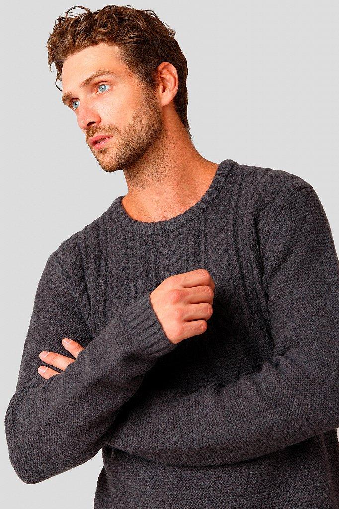 Джемпер мужской, Модель A18-21112, Фото №1