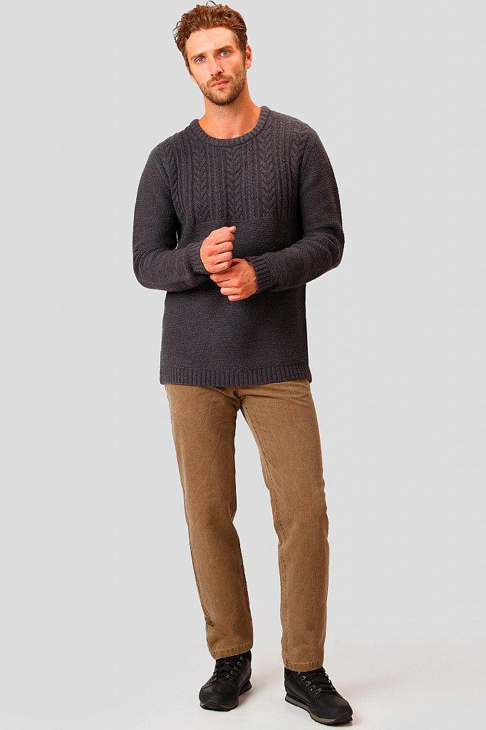 Джемпер мужской, Модель A18-21112, Фото №2
