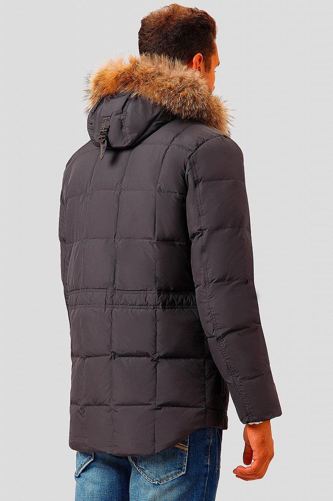 Пальто мужское, Модель A18-42004, Фото №4