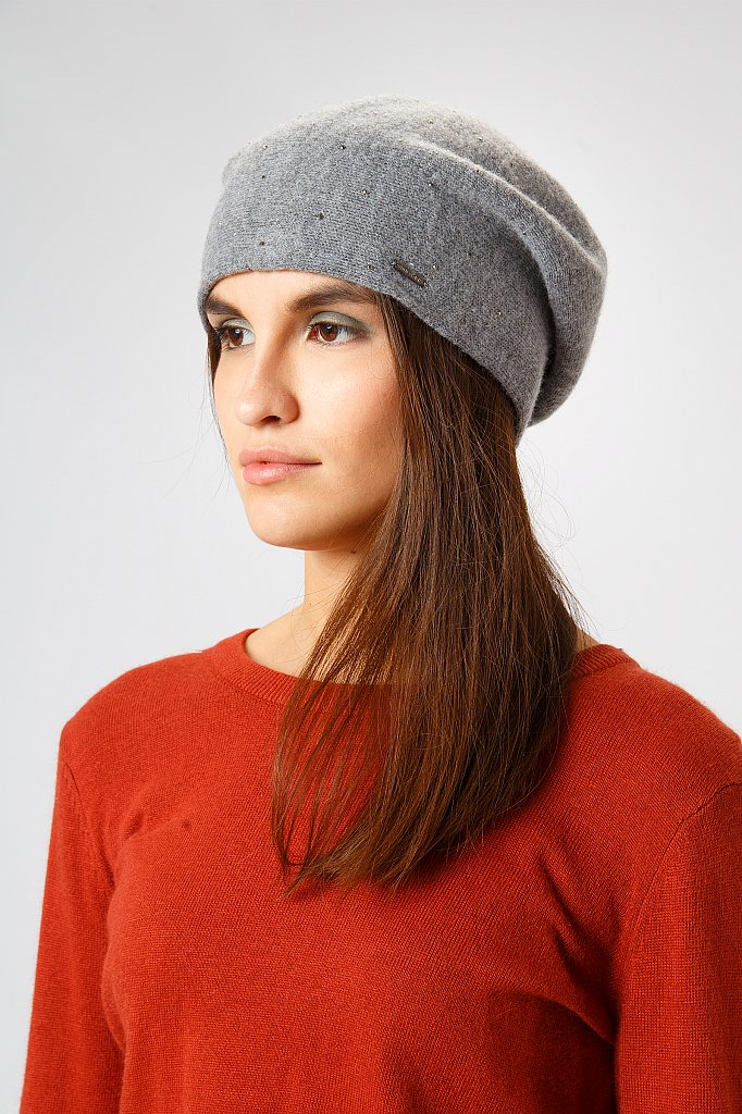 Шапка женская, Модель A18-11155, Фото №2