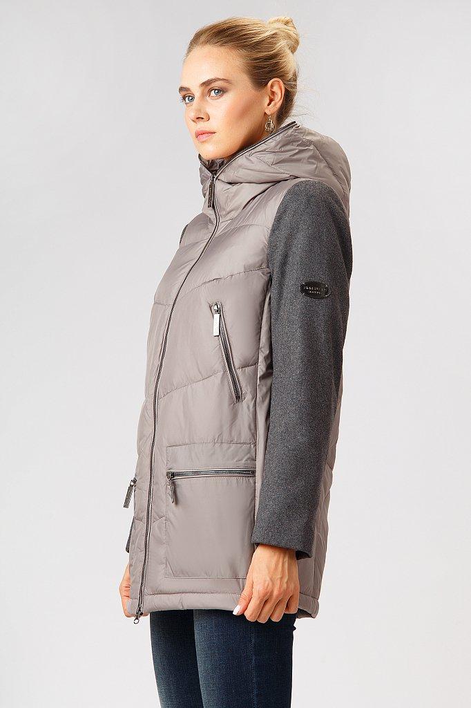Куртка женская, Модель A18-32065, Фото №3