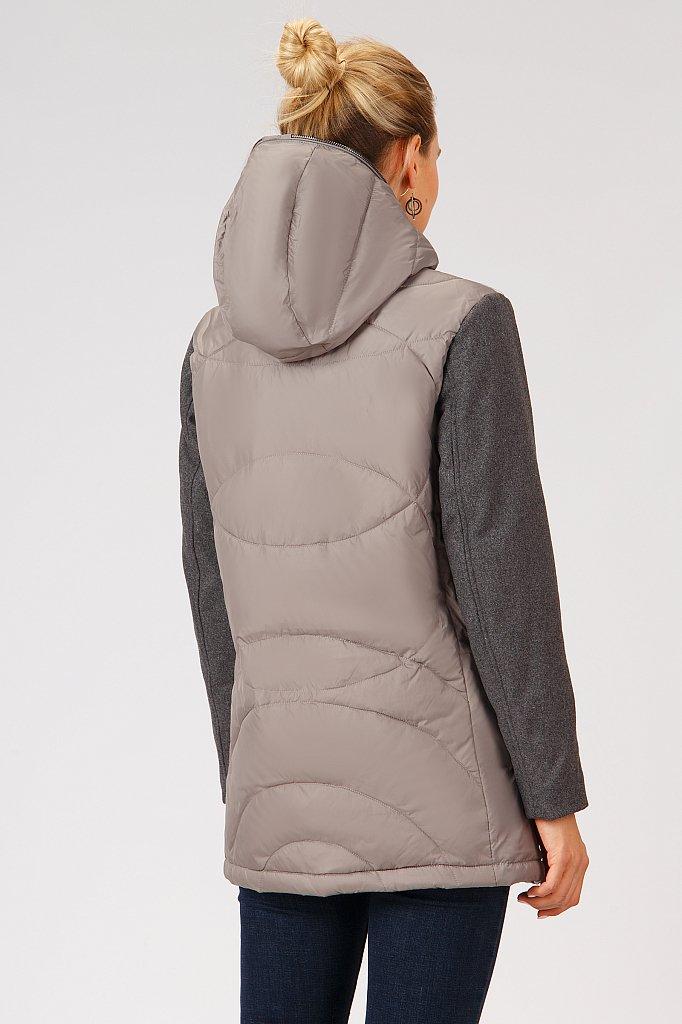 Куртка женская, Модель A18-32065, Фото №4