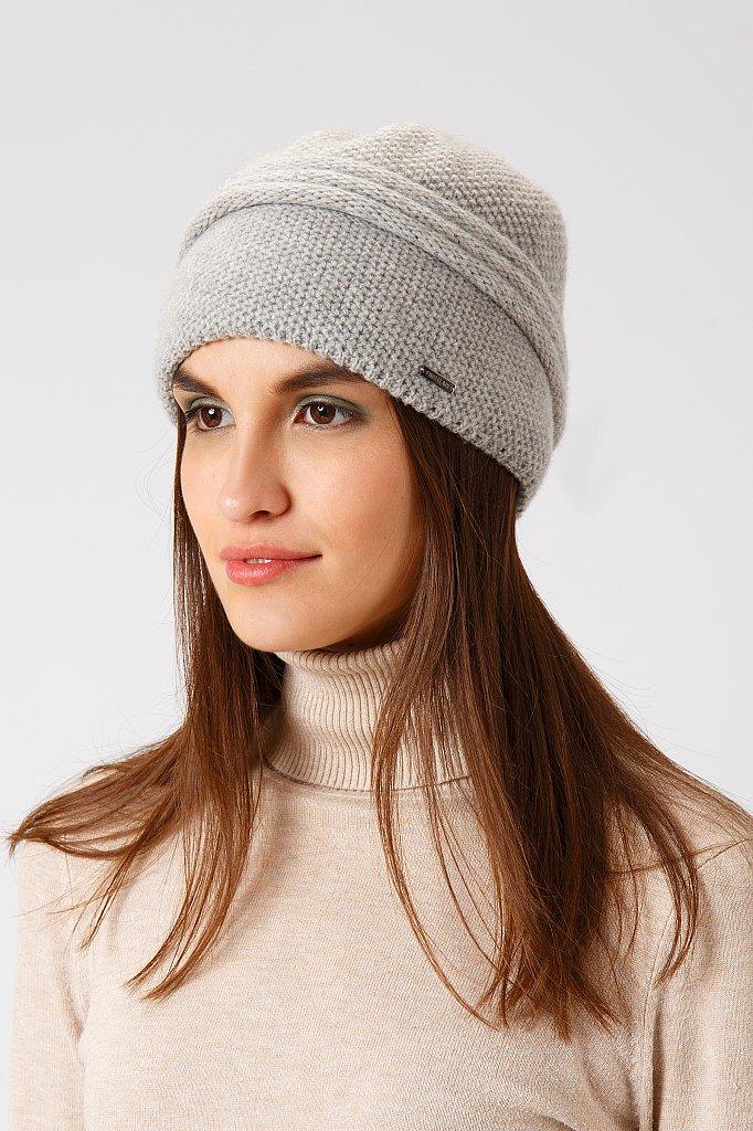 Шапка женская, Модель A18-11139, Фото №2
