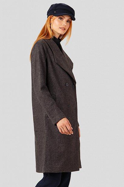 Пальто женское, Модель A18-12005, Фото №4