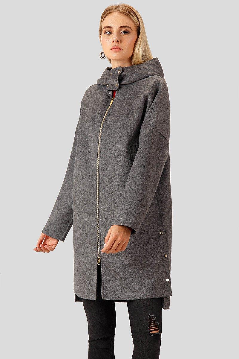 Полупальто женское, Модель A18-12060, Фото №3