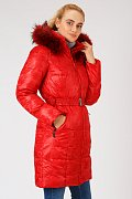 Пальто женское, Модель A18-12026, Фото №3