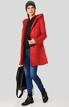 Пальто женское, Модель A18-12020, Фото №2